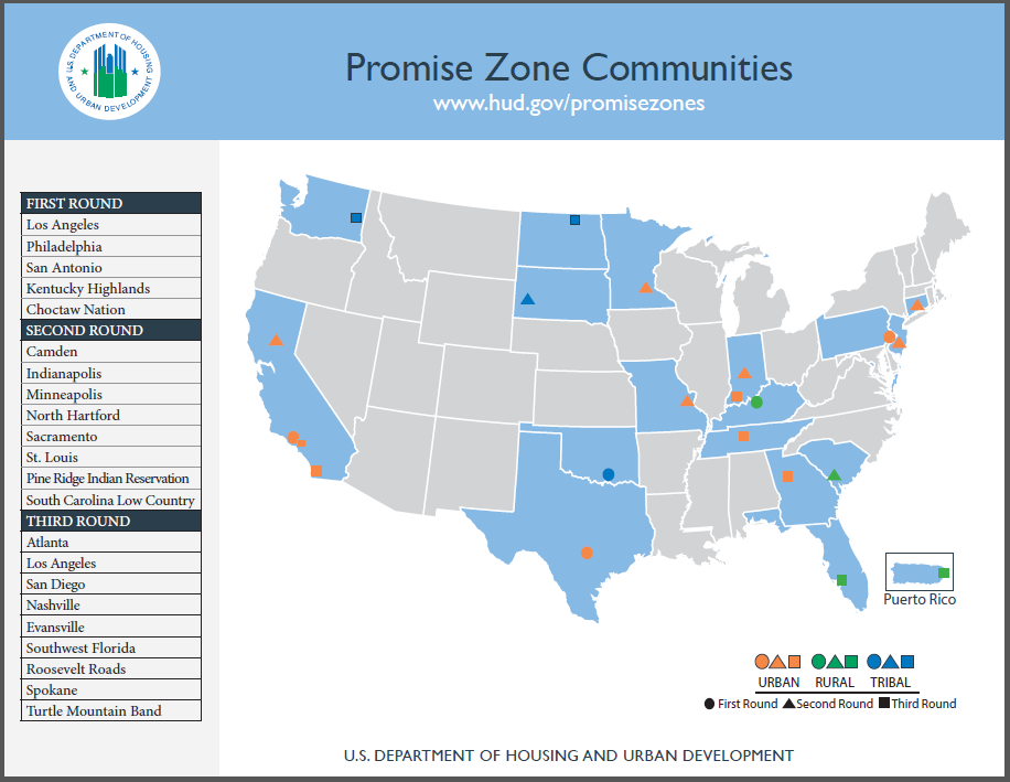 WHAT IS PROMISE ZONE